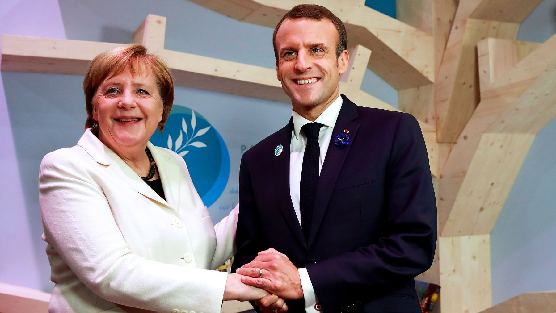 Merkel propone creazione Consiglio di Sicurezza europeo