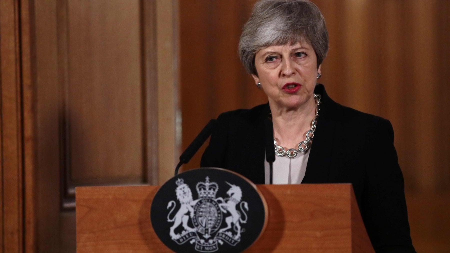 Brexit, Gb ha già emesso passaporti senza dicitura