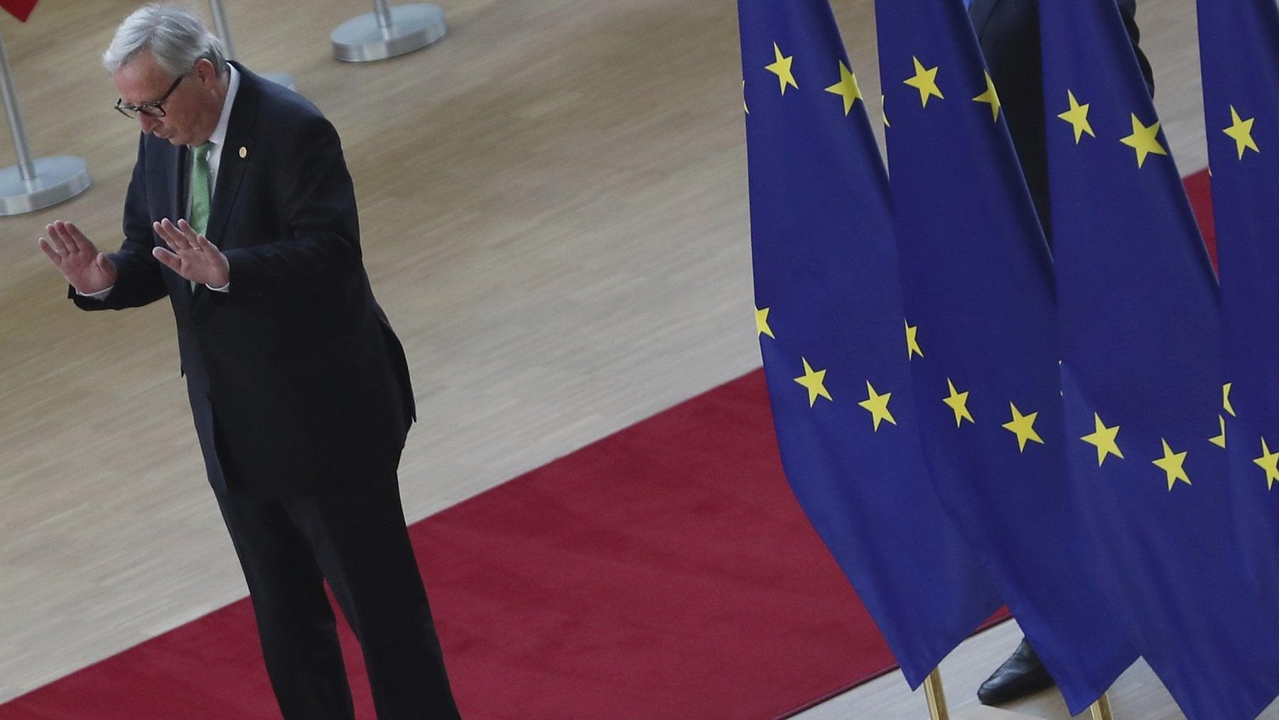 """225218630 af19bacc 9e4c 4d90 8d6d 9be85348e0b7 - Polonia, Jean-Claude Juncker: """"La sentenza della Corte è un attentato contro l'Ue"""""""