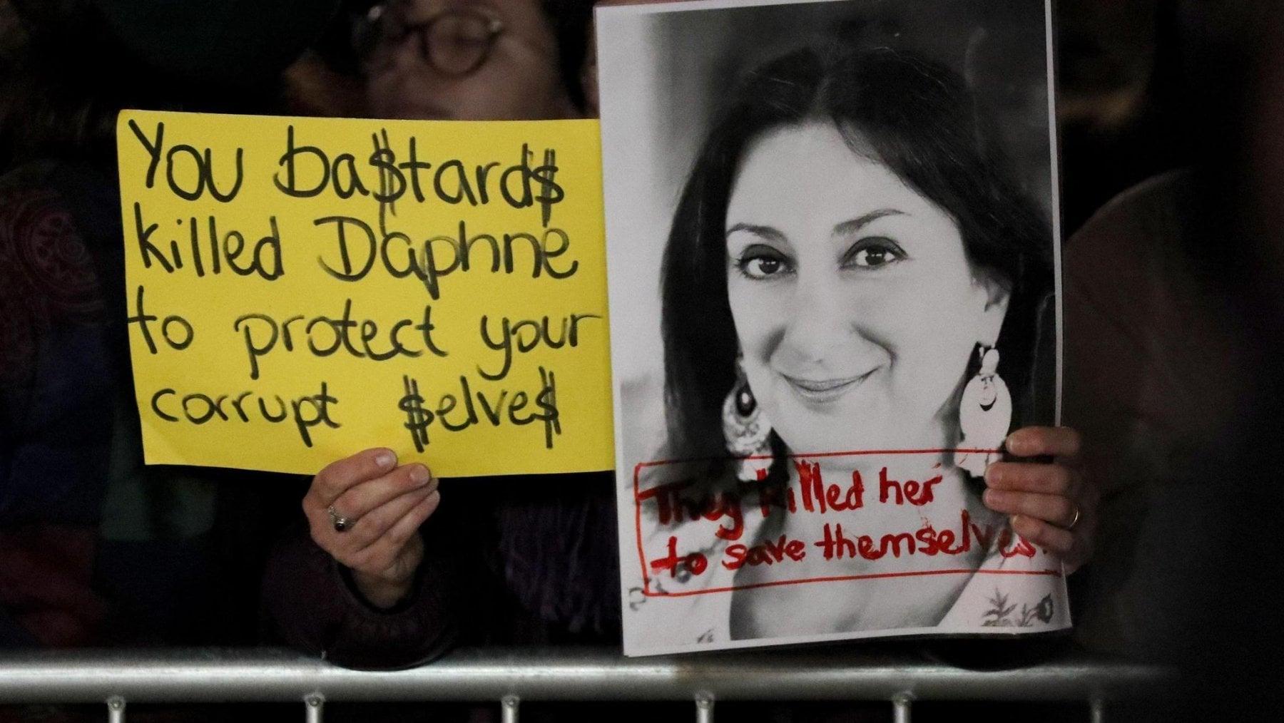 231500733 d523da4e 4666 40cc a99c 221b3494c66f - Malta, tre anni fa l'uccisione di Daphne Caruana Galizia: un omicidio politico