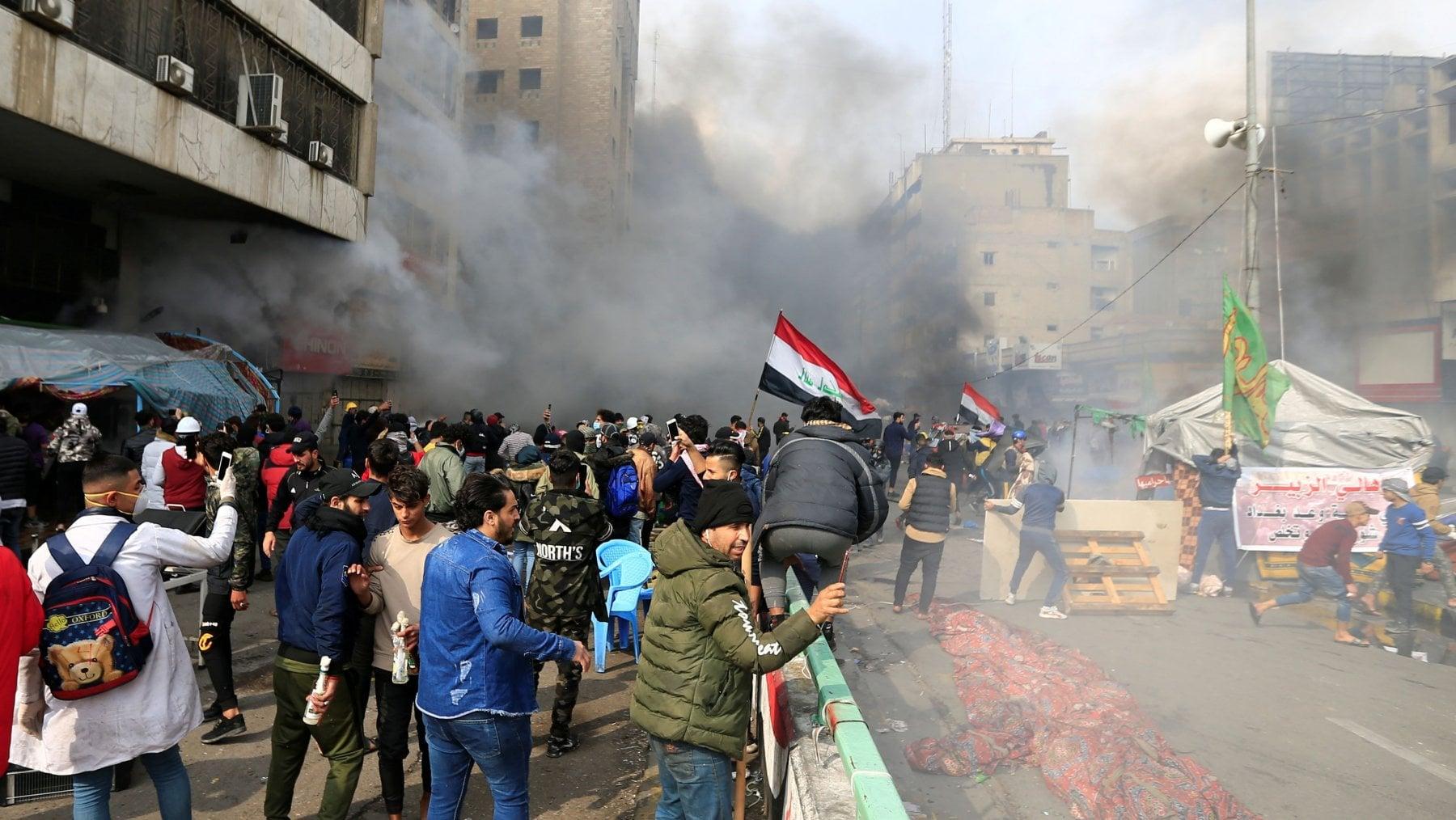 214840285 b76ecb1b d21f 46b2 b238 b5620f30084f - Iraq, assassinato l'attivista Ehab al-Wazni