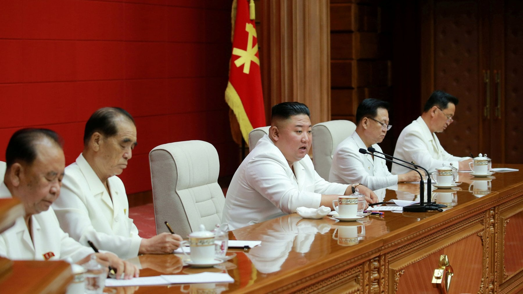171759756 7672f971 d377 409c ac8d b4bae6044fb4 - Corea del Nord, un vice per Kim Jong-un. Spunta il nome della sorella