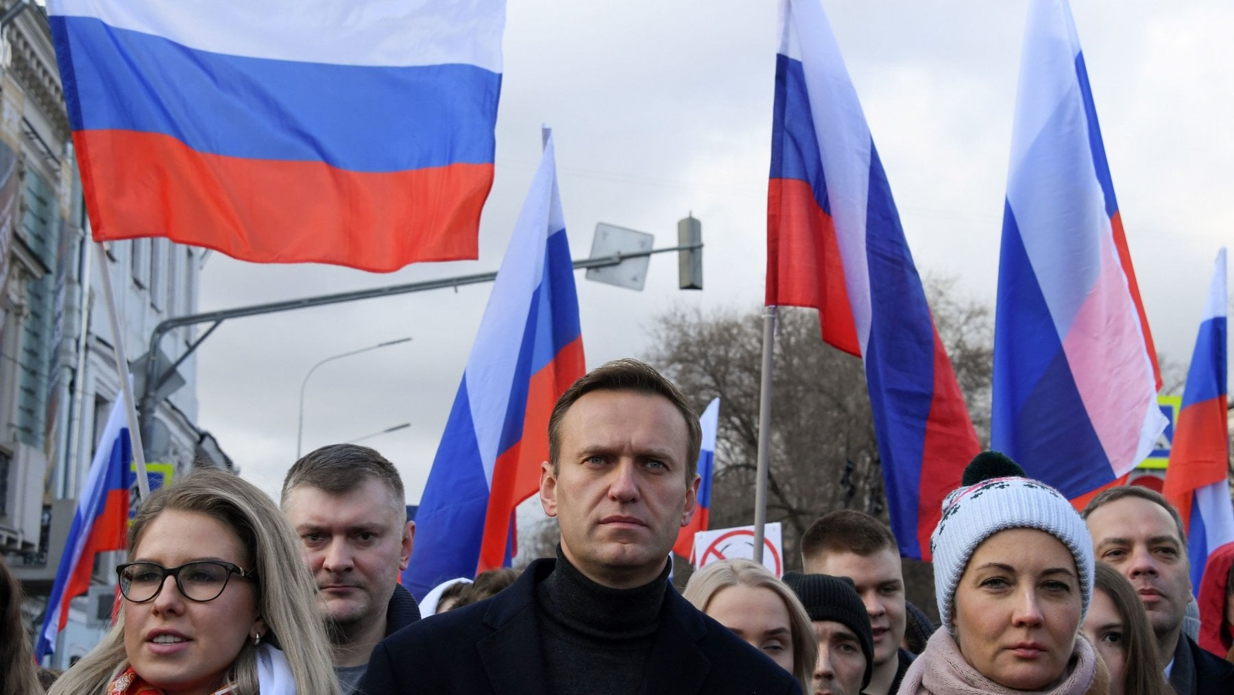 213207325 c7480a60 0131 490f 9720 bb05b970060b - Russia: sotto inchiesta penale Sobol, l'avvocata di Navalnyj. Rischia due anni di carcere
