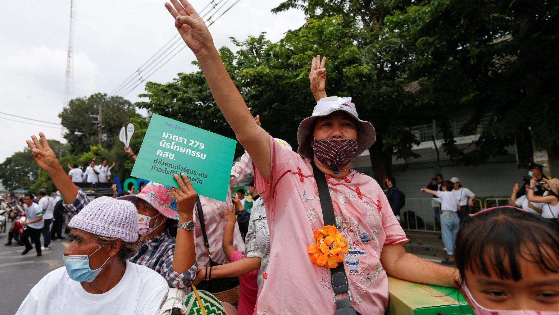 181710510 d932b6f0 2793 4049 9543 63b6fc9579d6 - Thailandia, pugno di ferro del regime contro i manifestanti