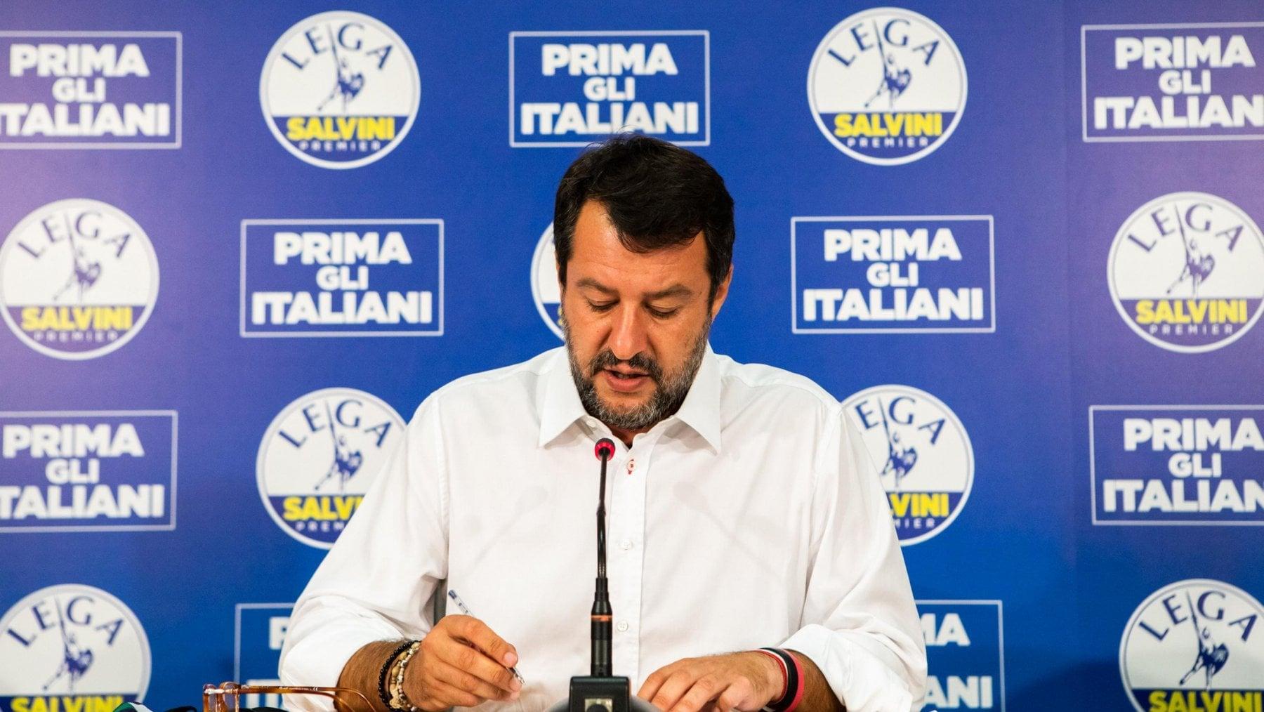 """Elezioni, dopo la sconfitta Salvini rilancia: """"Ci rifaremo a Milano e Roma"""""""