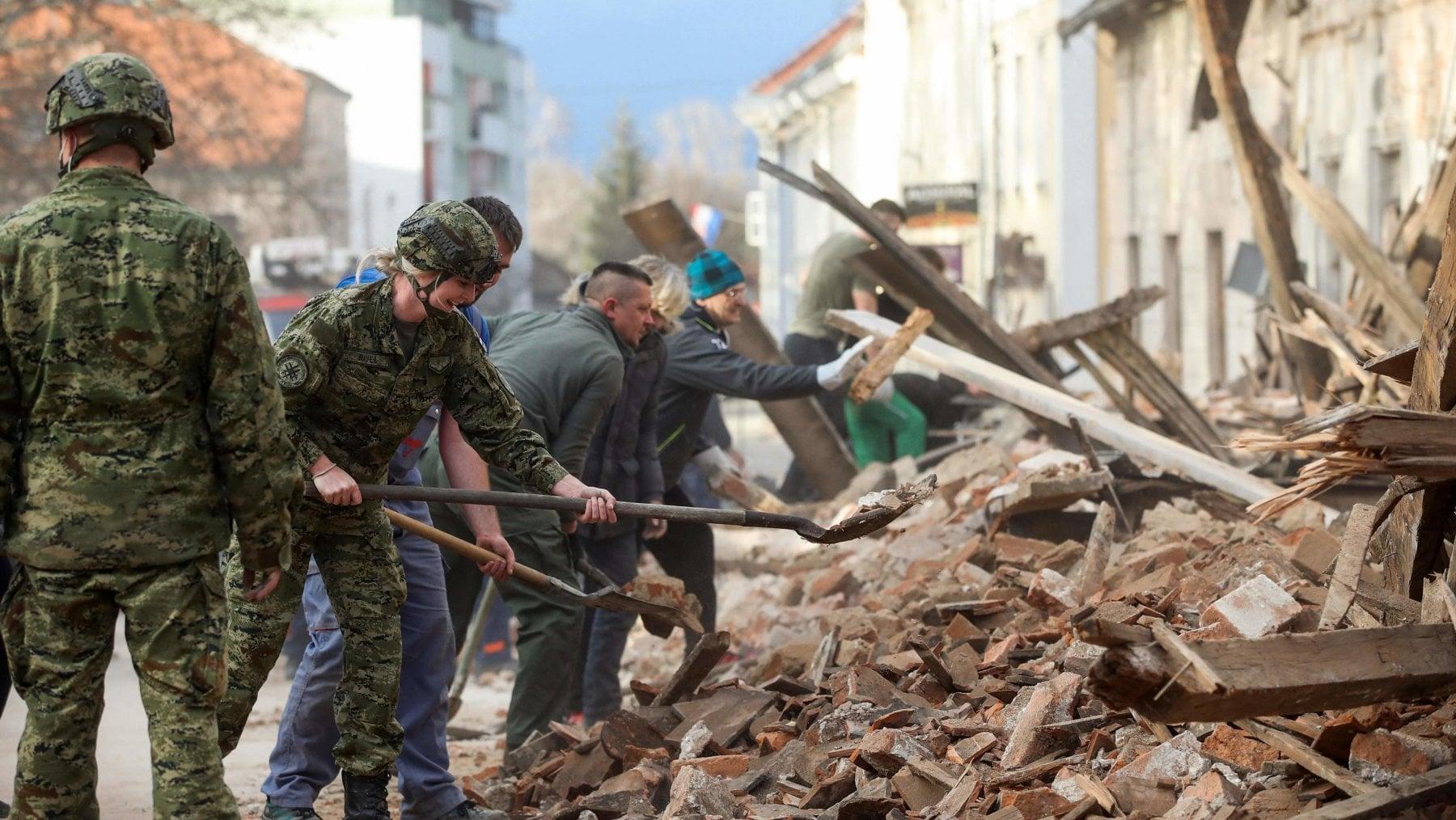 223304137 ece41b70 e9b6 4357 b19b 6a9f893b6941 - Croazia, nuova forte scossa di terremoto nella zona di Petrinja: magnitudo 5.0