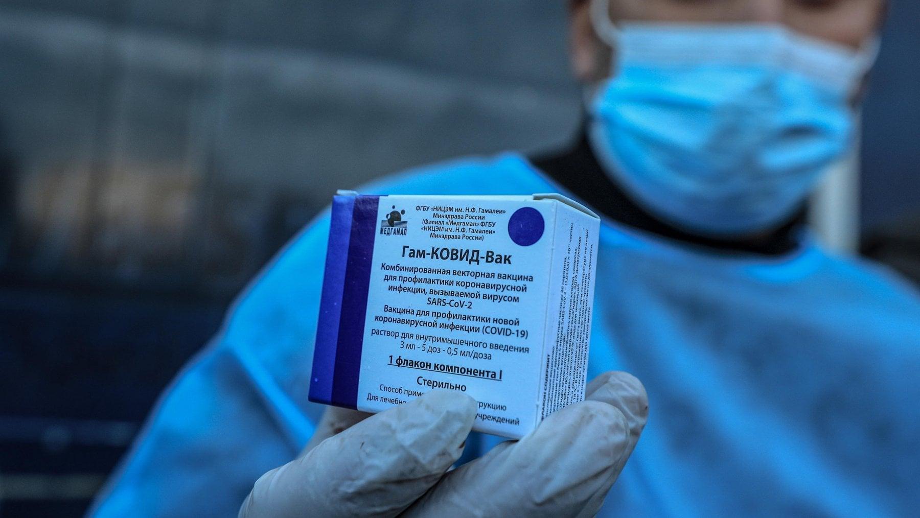 """231814790 2b87ad4e 9e9e 4c72 8859 aff7f5af0cf0 - Coronavirus, la Russia attacca la Slovacchia: """"Contro il vaccino Sputnik disinformazione e sabotaggio"""""""
