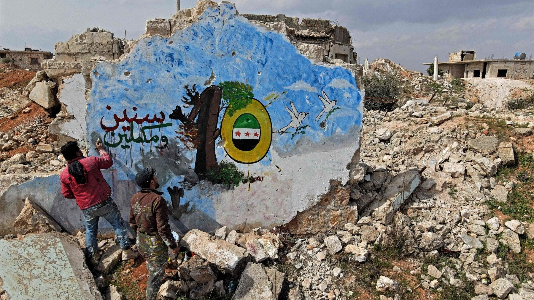 """221602058 2d2bd178 a53d 4557 bc03 107bc51a7e55 - Siria, 10 anni dopo. L'appello dell'Unhcr: """"Nove siriani su 10 vivono in estrema povertà. Non voltiamo le spalle"""""""