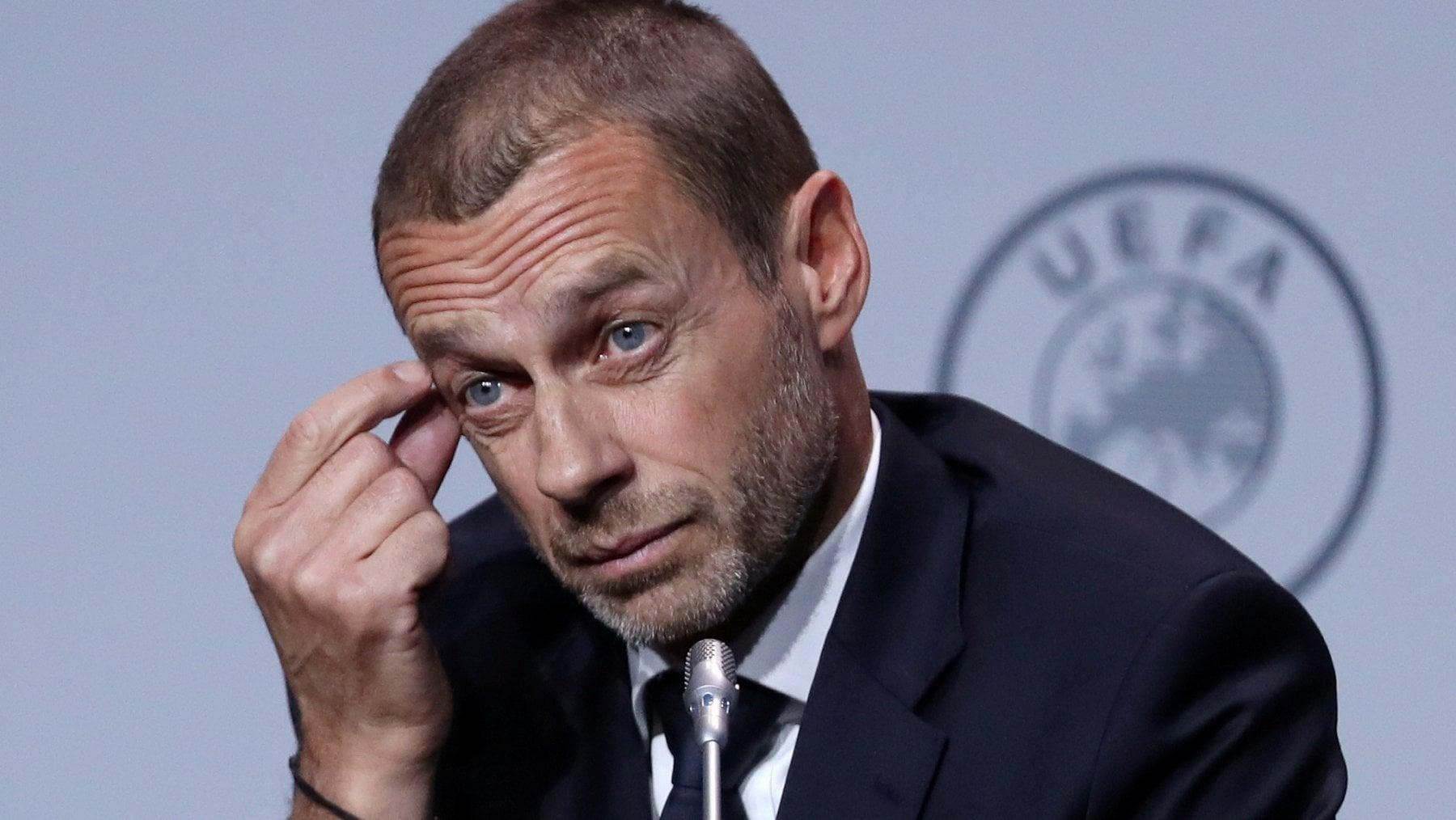 """Superlega, le sanzioni Uefa: """"I ribelli esclusi dalle Coppe"""""""