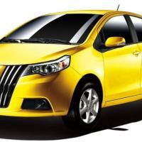 L'auto cinese costruita in Bulgaria