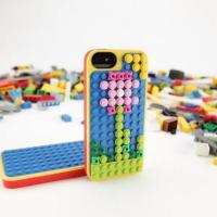 Mattoncini sull'iPhone, lo smartphone veste Lego