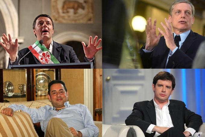 Primarie Pd, candidati depositano le firme.  Si allunga lista dei lettiani pro Renzi