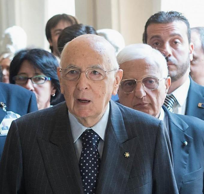 """Morti lavoro, Napolitano: """"Piaga sociale"""". """"Non bisogna abbassare la guardia"""""""