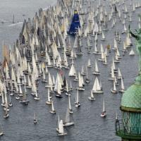 Barcolana. Lo show è sul mare di Trieste