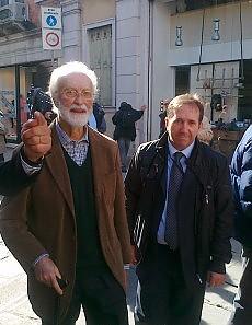 """Scalfari e Cacciari, dialogo sulla democrazia """"Non è solo una questione di voto"""""""