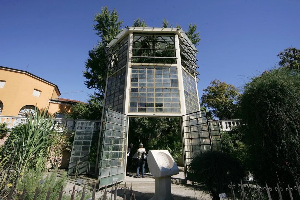 Padova, tra verde e hi-tech: ecco il nuovo orto botanico