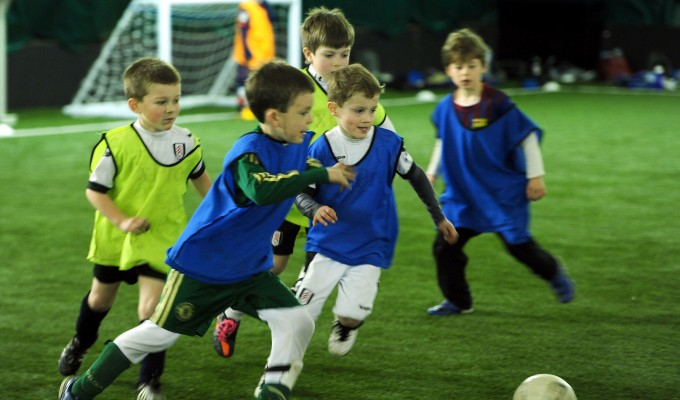 Calcio Per Bambini A Padova : Viaggio nel business delle scuole calcio solo un bambino su mila