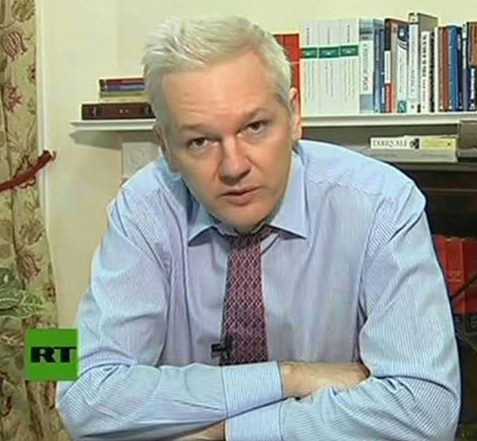 "Julian Assange ""Wikileaks: Hollywood  vuole demolirmi con un film"""
