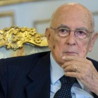 """Napolitano avverte: """"Attenzione"""