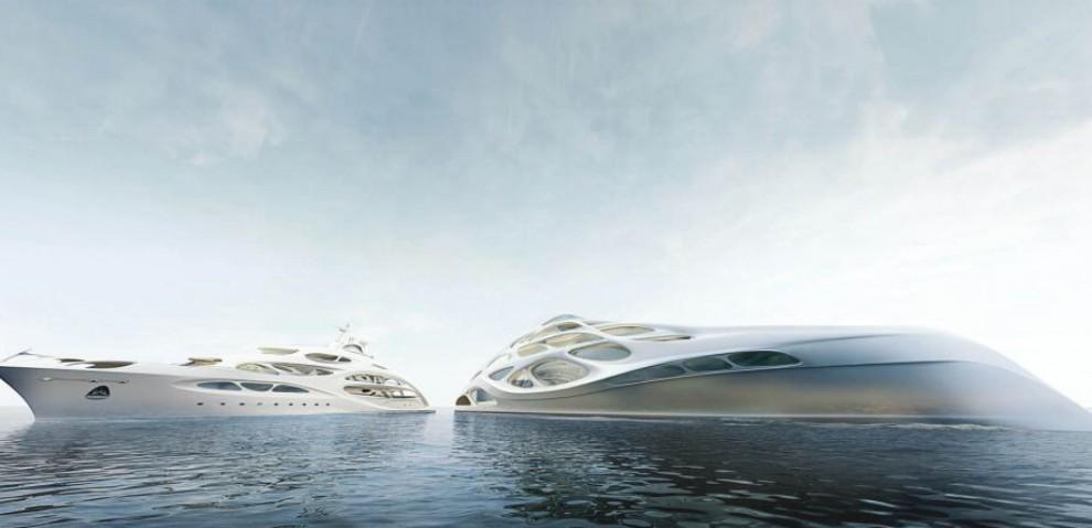 Arriva 'Jazz', l'archistar disegna anche gli yacht