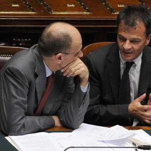 """Pace fatta tra Letta e Fassina: """"Seguirà iter della legge di Stabilità in Parlamento"""""""
