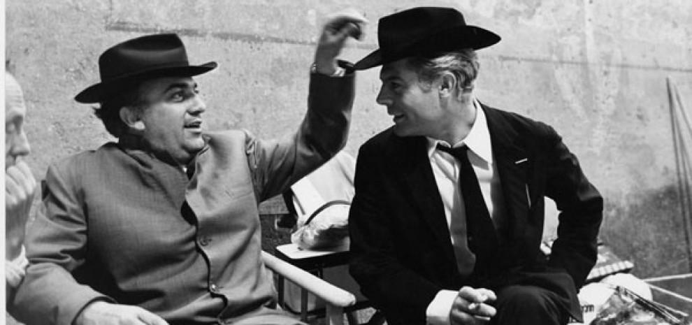 L'omaggio a Federico Fellini al festival di Roma