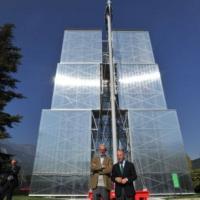 La minipala eolica di Renzo Piano