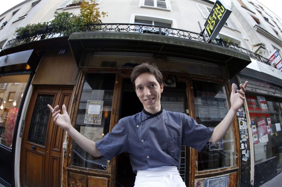 Cavallette gourmet, apre a Parigi primo bistrot che serve insetti