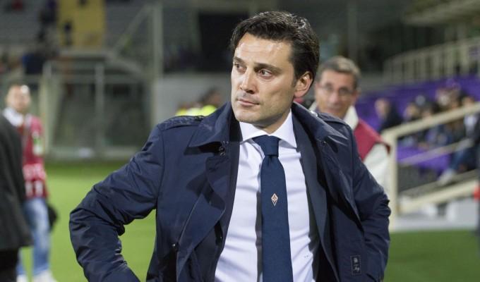 """Fiorentina, Montella: """"Grandi risposte da chi gioca meno"""""""