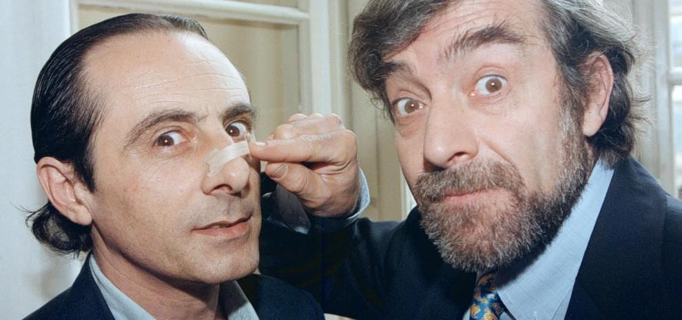 è morto Andrea Brambilla, era Zuzzurro, comico surreale in coppia con Gaspare