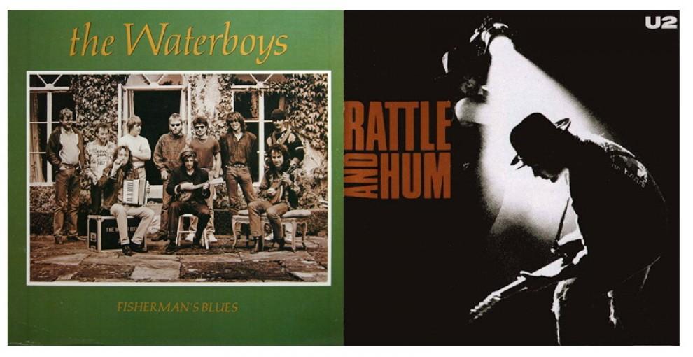 Waterboys, U2 e le band che riaccesero il rock negli anni Ottanta