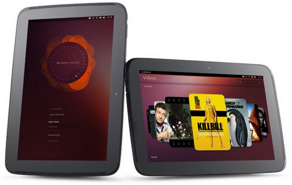 "Ubuntu ""touch"" per smartphone e tablet"