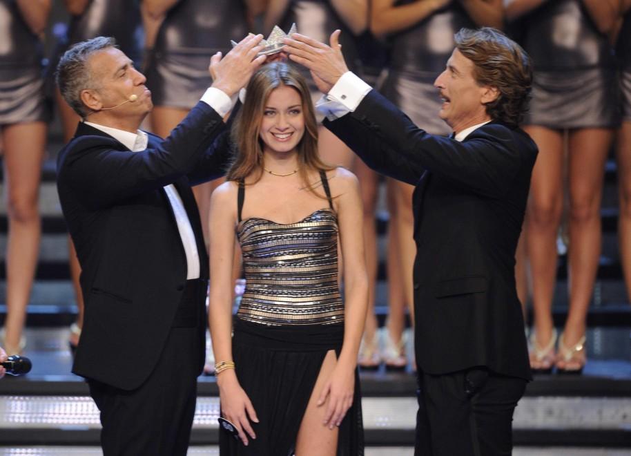 Miss Italia 2013 è Giulia Arena, di Messina