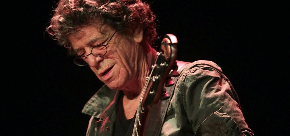 Lou Reed, i versi che non puoi dimenticare