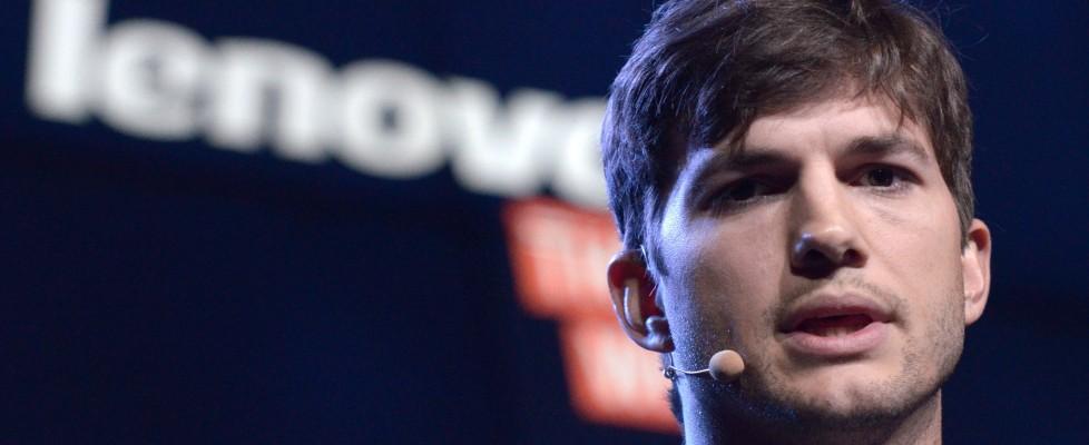Ashton Kutcher da Jobs a Lenovo:  l'attore sarà un vero ingegnere e designer
