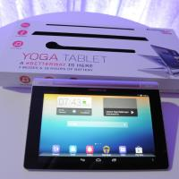 Ecco Yoga, Lenovo rilancia sui tablet