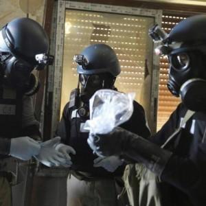 """Siria, Opac: """"Dismessi i siti di produzione di armi chimiche, sigillate quelle esistenti"""""""