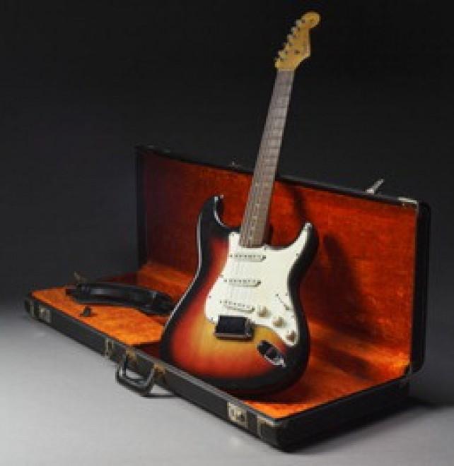 Ny, chitarra di Bob Dylan all'asta: fino a 370mila euro