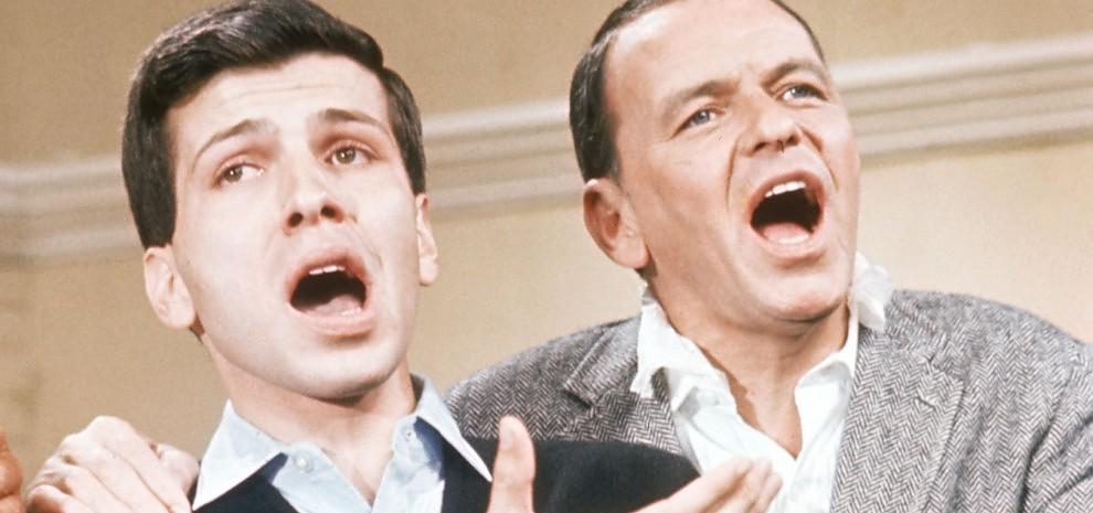 La disgrazia di chiamarsi Frank Sinatra jr.