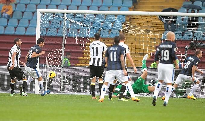 Udinese-Inter 0-3, show dei nerazzurri al Friuli