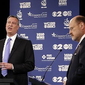 New York sceglie il nuovo sindaco. I sondaggi danno vincente il democratico De Blasio con il 65%