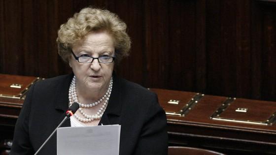 Caso ligresti la cancellieri riferisce in parlamento la for Parlamento in diretta