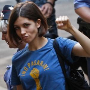 Pussy Riot, Nadia spedita in Siberia, in un campo di lavoro a 5mila km da Mosca