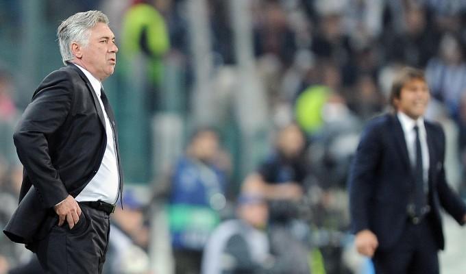 """Real Madrid, Ancelotti: """"La Juve si qualificherà"""""""