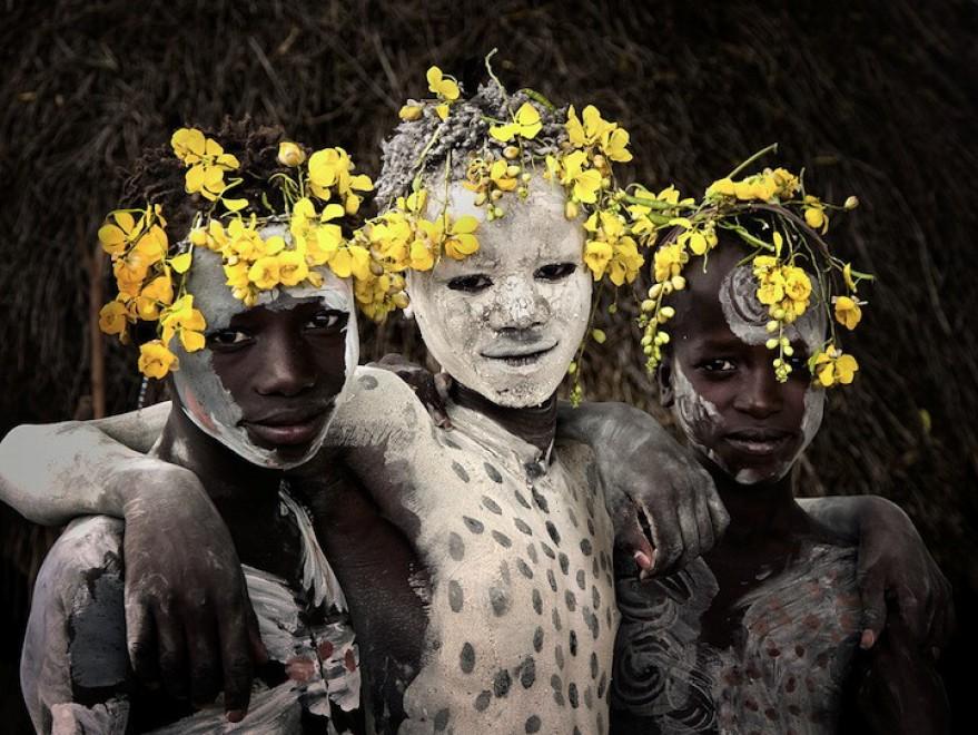Fotoprogetto: culture e uomini a rischio di estinzione