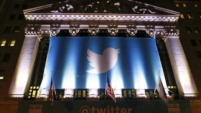 Twitter si quota in borsa