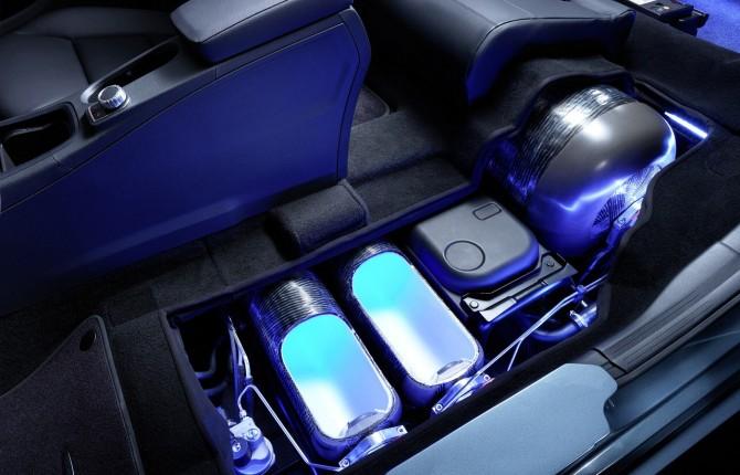 Mercedes classe b natural gas drive e il caso delle - Bombole metano per casa ...