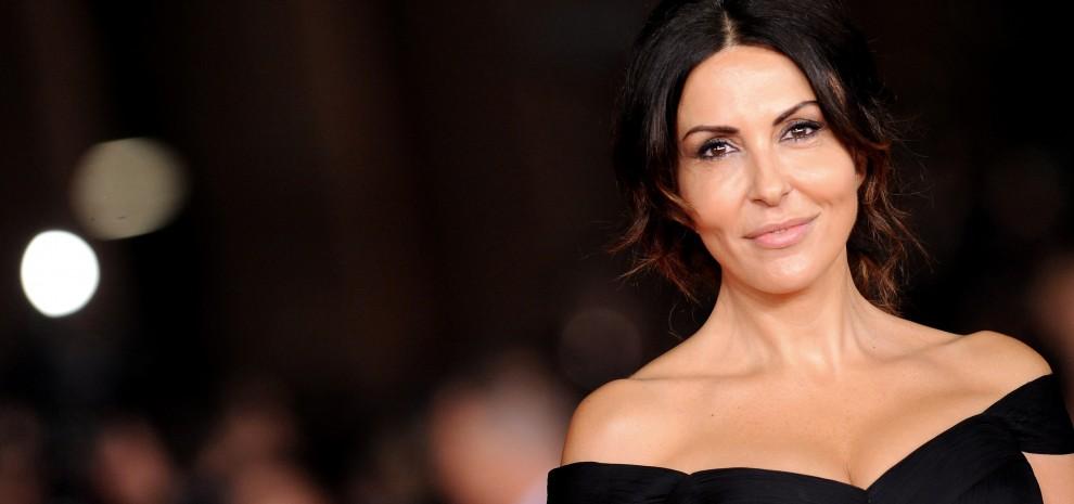 """Festival di Roma, il red carpet è di Sabrina: """"Viva il cinema, e che vinca un italiano"""""""