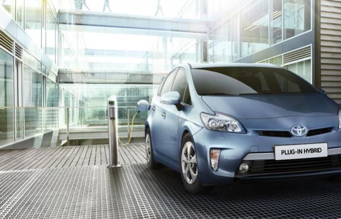"""Toyota è """"il produttore ecologico dell'anno"""""""