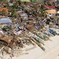 Filippine, il paese devastato dal tifone Haiyan
